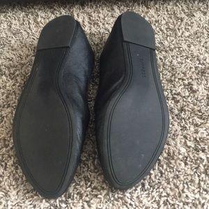 Express Shoes - Express black flats